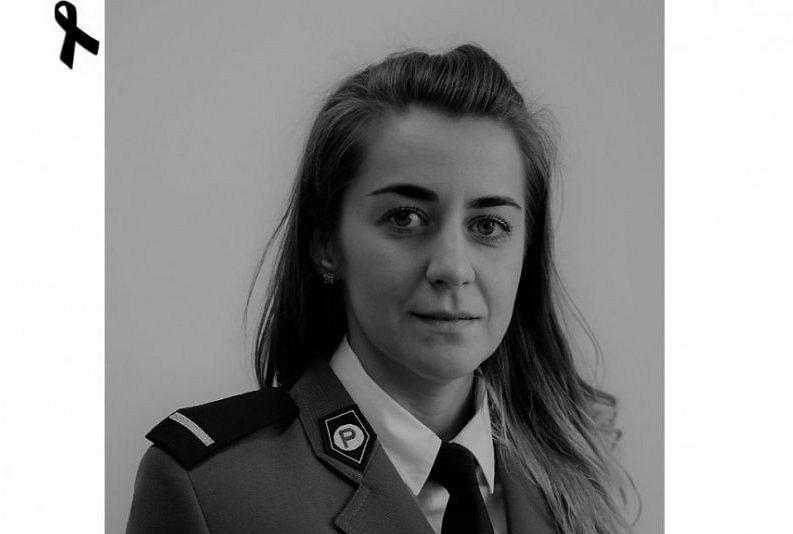 28-letnia policjantka zginęła w wypadku drogowym w Chorwacji (fot. KMP w Chorzowie)