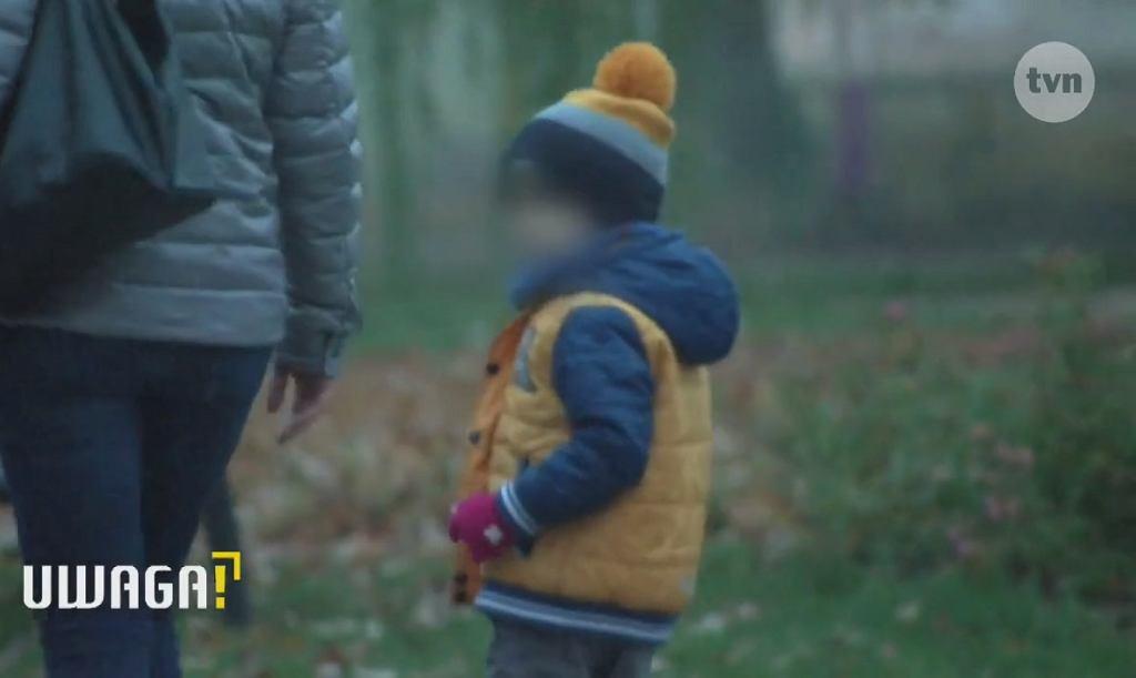 Mężczyzna, który śmiertelnie otruł siebie i synka, był bohaterem 'Uwagi' TVN