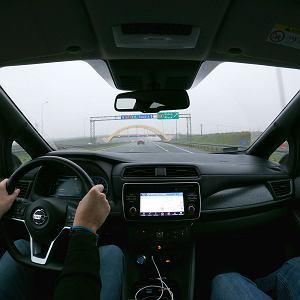 Podróż samochodem elektrycznym z Warszawy do Gdańska