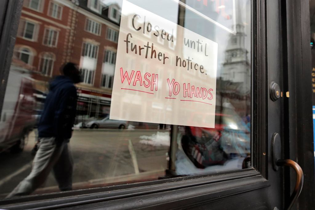 Pandemia koronawirusa rujnuje amerykański biznes (zdjęcie ilustracyjne)