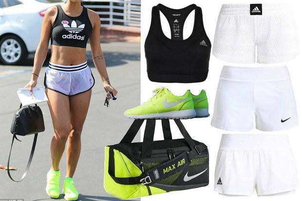 Krótkie spodenki na fitness i siłownię - najładniejsze modele sportowych szortów