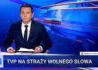 """""""Wiadomości"""" TVP o TVP: Jesteśmy wiarygodni i odważni"""