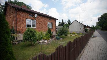 Dom, w którym Jacek Jaworek zastrzelił trzy osoby
