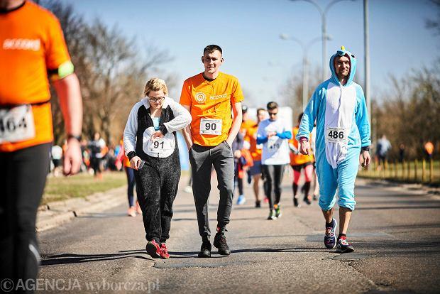 Zdjęcie numer 90 w galerii - Otwarcie sezonu biegowego w Łodzi.
