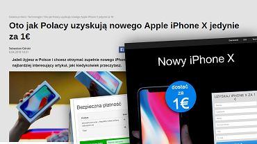 Ktoś podszywa się pod stronę Next Gazeta.pl. Nie mamy z nią nic wspólnego.