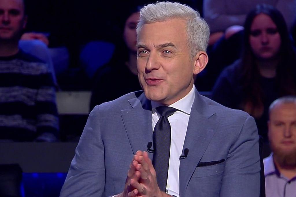 Milionerzy - Hubert Urbański