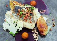 Ryby smażone zchrzanem ijajami - ugotuj