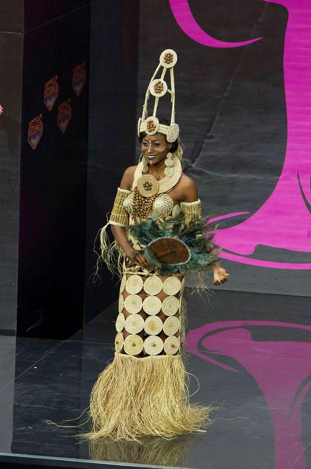 Stephanie Okwu, Miss Nigeria