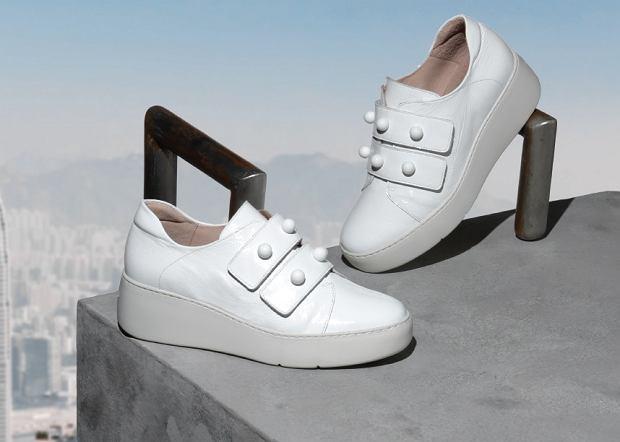 W nowej kolekcji nie zabrakło butów sportowych