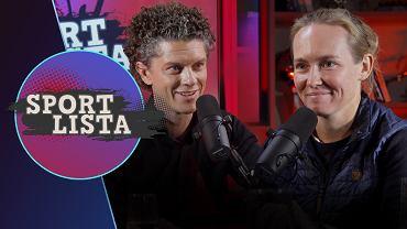Podcast 'Sportlista' Michała Gąsiorowskiego. Gościem Daria Abramowicz