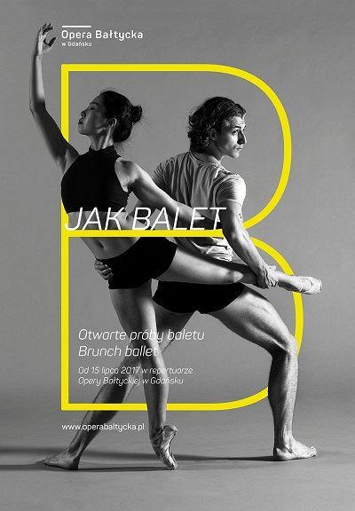 B jak balet