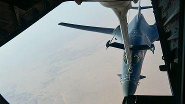 Naloty zachodniej koalicji w Syrii