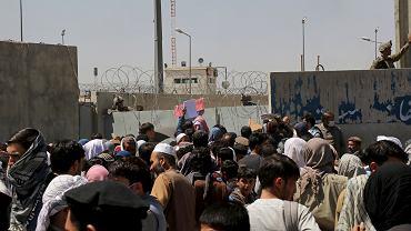 Lotnisko w Kabulu (zdjęcie ilustracyjne)