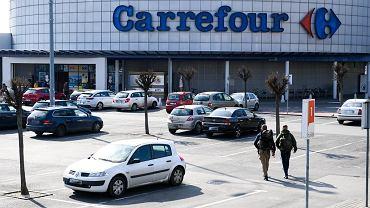 Carrefour (zdjęcie ilustracyjne)