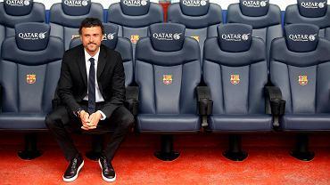 W środę 21. maja 2014 r. na Camp Nou doszło do prezentacji nowego szkoleniowca FC Barcelony. Został nim były zawodnik tego klubu <b>Luis Enrique</b>