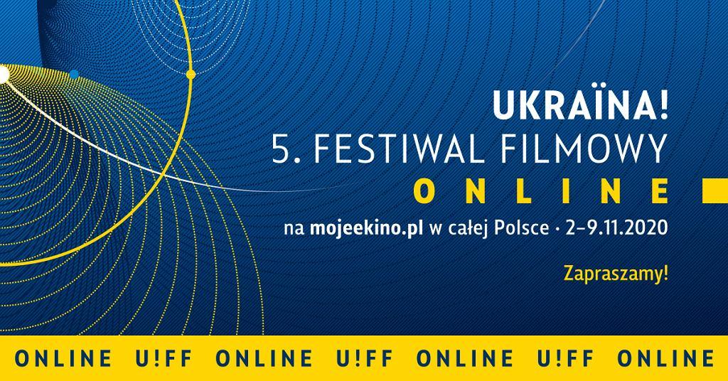 Ukraina! 5. Festiwal Filmowy on-line w całej Polsce