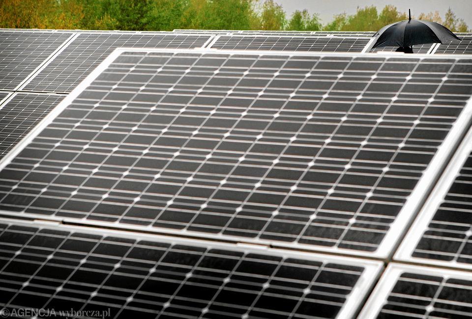 Ruda Śląska inwestuje w odnawialne źródła energii