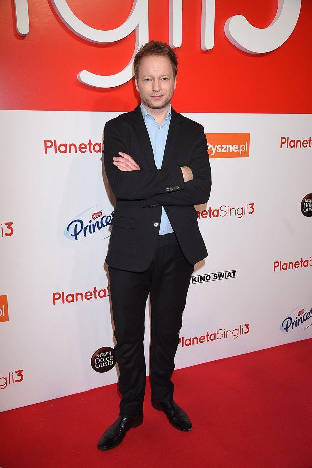 Maciej Stuhr, premiera filmu Planeta Singli 3
