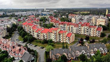 Osiedle mieszkaniowe na Wyczerpach w Częstochowie