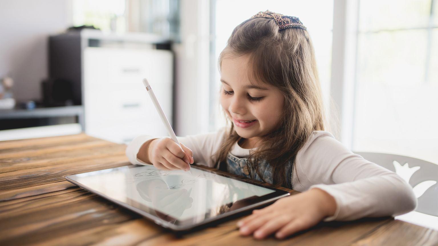 Tablet Do Rysowania Dla Dzieci Znikopis W Nowoczesnym Wydaniu