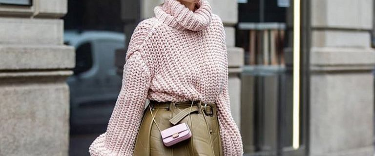 Ażurowe swetry podbijają stolice mody! Piękne modele na jesień wyprzedaje znana marka