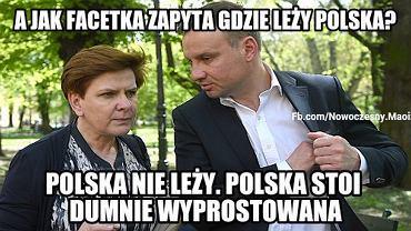 Andrzej Duda ma 46. urodziny