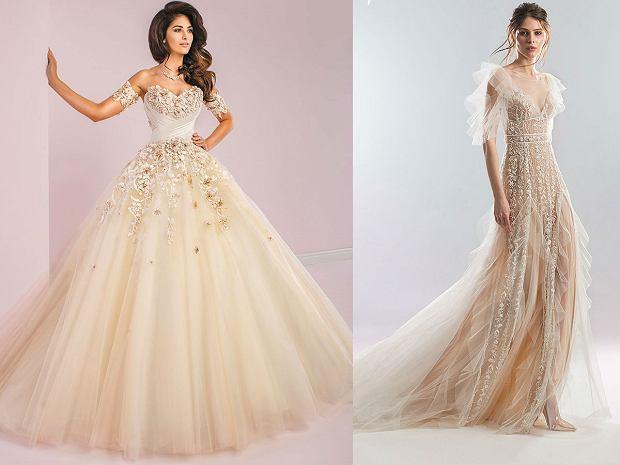 Suknie ślubne 2019 Trendy I Najmodniejsze Kreacje Sezonu Wiosna