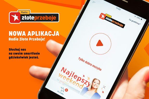 Nowa aplikacja Radia Złote Przeboje!