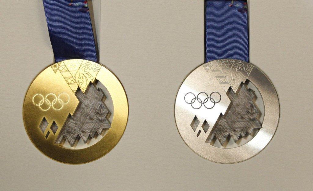 Medale z igrzysk w Soczi