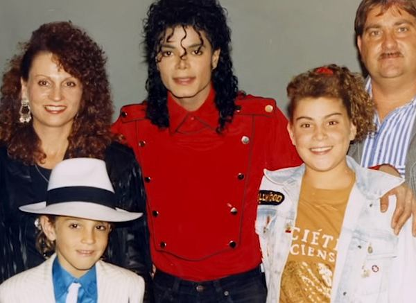 'Leaving Neverland' w HBO