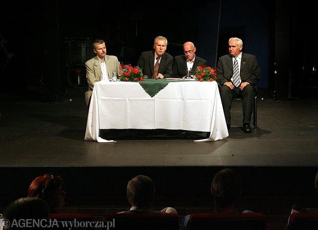Zdjęcie numer 2 w galerii - Przypominamy role Piotra Machalicy w Teatrze im. Mickiewicza w Częstochowie [ZDJĘCIA]