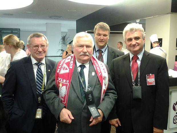 Zdjęcie numer 9 w galerii - Lech Wałęsa robi zdjęcia podczas meczów. Zobaczcie co udało mu się sfotografować...
