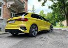 Opinie Moto.pl: Audi S3 - to świetny samochód, a co jego temperamentem?