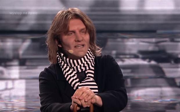 Your Face Sounds Familiar - Kamil Pawelski as Sting - Twoja Twarz Brzmi Znajomo