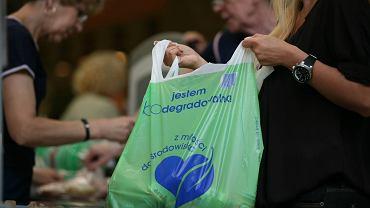 torba biodegradowalna (zdjęcie ilustracyjne)