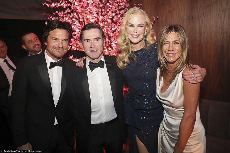 Jennifer Aniston z przyjaciółmi