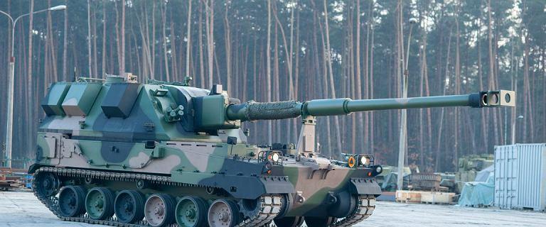 Polska armia ma pierwsze