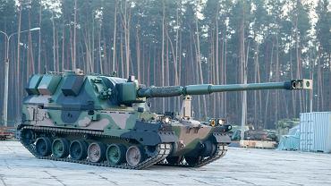 Pierwsze seryjne 'Kraby' trafiły do Lubuskiego Pułku Artylerii w Sulechowie