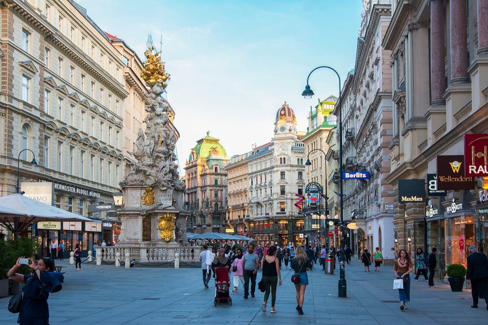 Wiedeń i Budapeszt