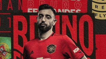 Bruno Fernandes nowym piłkarzem Manchesteru United