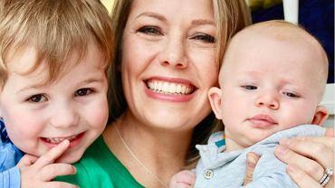 Dylan Dreyer, mama dwóch chłopców opowiada o tym, jak dużym obciążeniem jest dla niej próba zakończenia karmienia piersią.