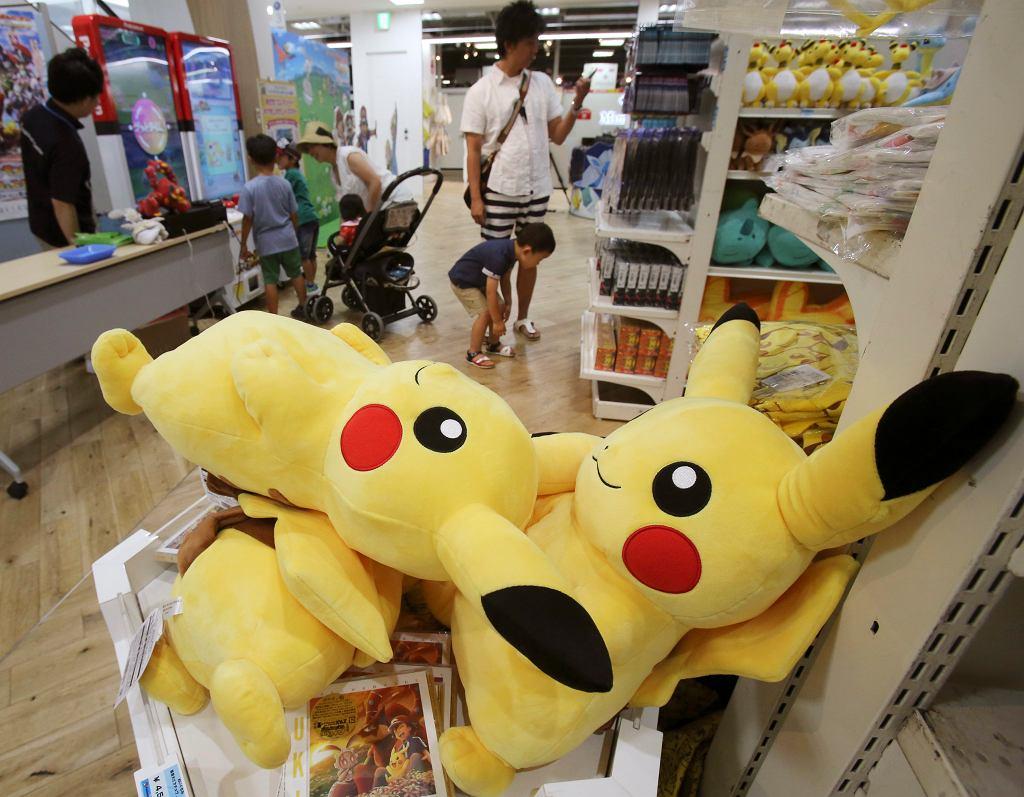 Festiwal Pokemonów w Japonii