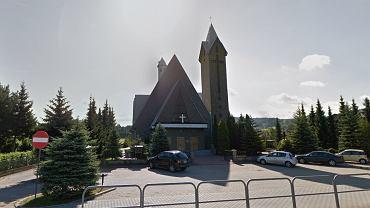 Parafia pw. Miłosierdzia Bożego w Ropicy Polskiej