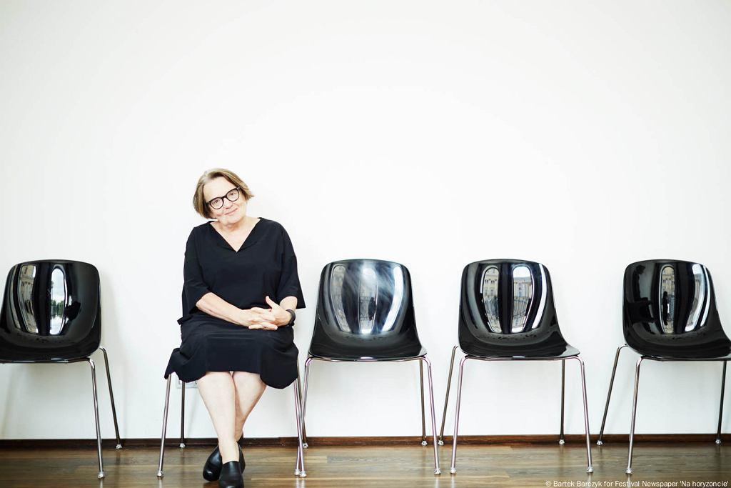 Agnieszka Holland / Bartek Barczyk