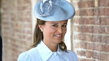 Pippa Middleton na chrzcie księcia Louisa
