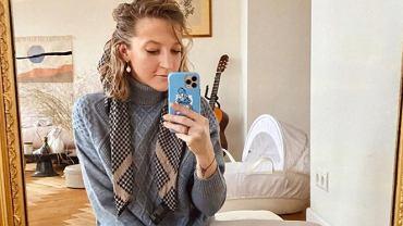 Lara Gessler zdradza, ile kilogramów przytyła po ciąży. Ma na to sposób