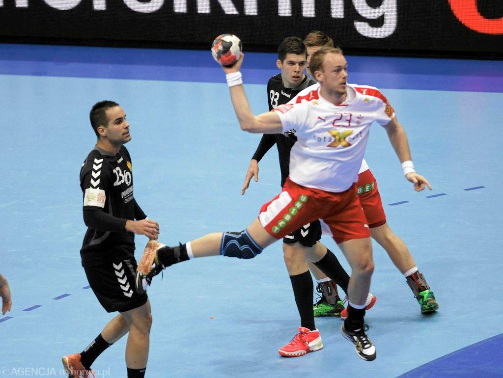 Mistrzostwa Europy w piłce ręcznej 2016. Dania - Czarnogóra 30:28