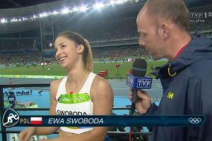 Rio 2016. Ewa Swoboda bez awansu do finału 100m. Bańki jak u Phelpsa na pomoc