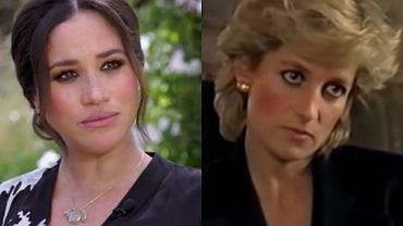 """Ekspertka oceniła Meghan Markle u Oprah Winfrey. """"Zachowuje się jak Diana"""""""
