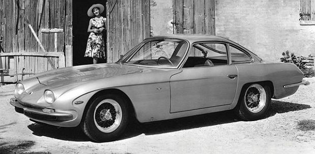 Lamborghini 350 GT/400 GT z 1964 roku